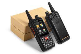 celular de cor roxa Desconto 4G Zello PTT Walkie Talkie Smartphone 2.4 Polegada Alpes F25 Telefone Móvel 1 GB de RAM 8 GB ROM Android 5.1 Quad Core 3500 mAh