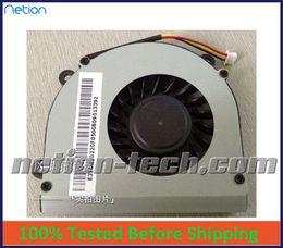 Wholesale Original Msi Laptop - original Laptop cooling fan For MSI FX620DX GE620DX F98D FX610 FX600 CR650 FR600 A6500 DFS451205M10T DC5V 0.4A