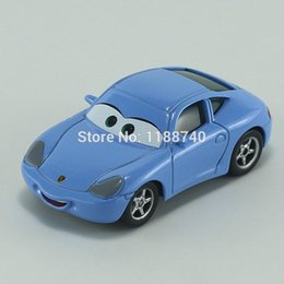 Wholesale Sally Metal - Pixar Cars Sally Diecast Metal Toy Car For Children Gift 1:55 Loose New In Stock