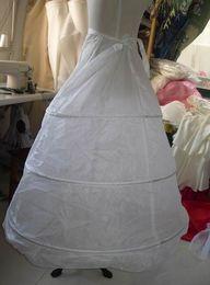 Wholesale Dress Panniers - The new 2017 free shipping 3 circle and yarn hin bride dress tide petticoat dress pannier