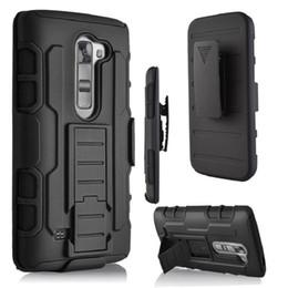 Wholesale Heavy Duty Defender - Future Armor Heavy Duty Rugged Belt Clip Defender Holster Case For LG K8 K10 G6 V30 Cover Kickstand ShockProof
