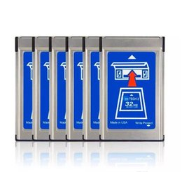 Wholesale Tech2 Isuzu Software Card - GM Tech2 32 MB Memory Card GM Tech 2 Card For GM Holden Isuzu Opel Saab Suzuki tech2 32mb Memory card Good quality