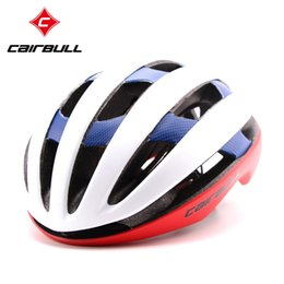 Wholesale Pink Bicycle Accessories - 2017 CAIRBULL Cycling Helmet Men Women Ultralight MTB Road Bike Helmet Integrally-molded Cycling Safety Cap Bicycle Accessories #111