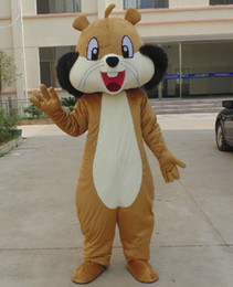Wholesale Good Quality Mascots Cheap - SX0724 Light and easy to wear cheap price good quality squirrel mascot costume for adult to wear