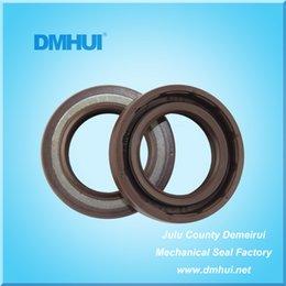 Wholesale Viton Rubber - DMHUI seal factory High pressure oil seal 22*35*6 22x35x6 VITON rubber BAFSL1SF type used for hydraulic motor
