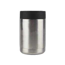 Wholesale Hot Cold Mugs - 10 Oz Double Wall Vacuum Insulated Stainless Steel Whiskey Rocks Glass Travel Mug Tumbler Coffee Mugs Beer Cup Keeps Cold Or Hot