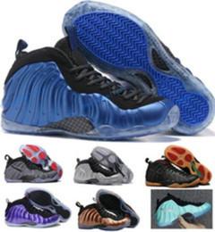 release date 0b2d1 3c70b Venta caliente Olímpico EE. UU. Zapatos de Baloncesto de Alta Calidad  Galaxy Air Hologram Penny Hardaway Correr Zapatos Hombres y Mujeres  Zapatillas de ...