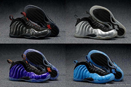 Wholesale Original Penny - Anfernee Hardaway Original Galaxy 2 Penny lighted Sports Hight Cut Fashion Basketball Shoes For Men&Women All Black White Outdoor Sneakers