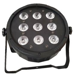 Wholesale 5in1 Led Par - Newest 9pcs*15W RGBWA 5IN1 high power led par light for stage lightings DJ Party DISCO KTV
