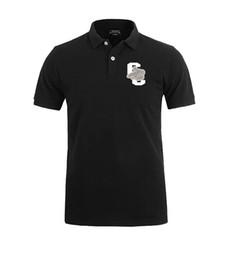 Wholesale Fashion Couple T Shirts - New Summer Hip-hop POLO Gesture Diamond Couple T-shirt