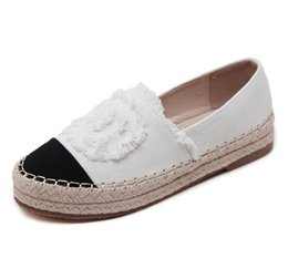 Wholesale Espadrille Shoes - fisherman shoes Famous Brand Espadrilles Women Espadrilles Top Quality Women Flat Shoes Comfortable casual loafers Size:35-41