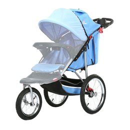 Wholesale Midges Net - Wholesale-Retail Trendy Infants Baby Stroller Pram Protector Pushchair Fly Midge Insect Bug Cover 2 Sizes