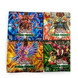 Wholesale Play Child Games - Yugioh Cards Game , Funny Board Game English Edition ,216PCS Collection Cards Play With Friends Family Children Gift
