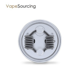 Wholesale Coral Heating - Original Eleaf Clapton 0.4ohm Coil 10pcs per pack Heating Wires for the Coral RDA Atomizer Eleaf Pico Squeeze with Coral Kit
