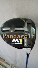 Wholesale Oem Golf Driver Heads - OEM Golf Driver M1 460cc Clubs 10.5 degree with graphite shaft golf clubs M1 Woods With Head Cover