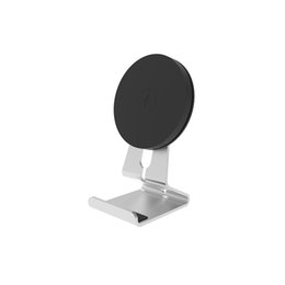 Wholesale Mobil Wireless - QI Fast Wireless Charger with Charging Stand for Samsung S6 Edge Plus S7 S7 Edge and Compatible with Other QI-enabled Mobil Phone