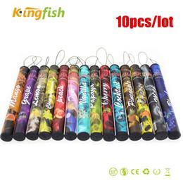 2019 e cigarette kits chine Gros-10 pcs / lot E shisha stylo électronique narguilé jetable électronique clope E narguilé stylos eshisha cigarette ehookah cig avec 500 bouffées