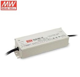 Wholesale Free Output Transformer - Free shipping Mean Well CLG-60-12 power supply Worldwide full voltage range input DC12V 5A output LED power transformer