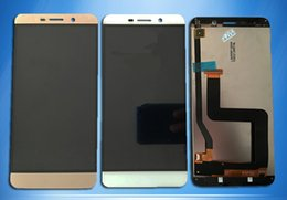 Wholesale Pro Lcd Monitor - Wholesale- for LeTV Le 1 pro X800 White   Gold Full LCD Display Panel Screen Monitor Moudle + Touch Screen Digitizer Glass Sensor Assembly