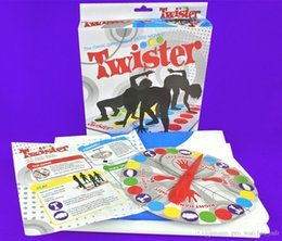 Wholesale Dance Game - 2017 Family Games Toys Twister Game Toy Party Family Games The Dance Game Toys wholesale F882