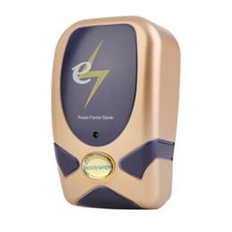 28KW Digital Home Electricity Power Energy Saver Caja de Ahorro de Electricidad LED Elegante Dispositivo de Ahorro Eléctrico Hasta 30% Enchufe de la UE desde fabricantes