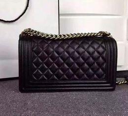 Wholesale Top Quality Ladies Handbags - M184 Shoulder Bag Woman Brand designer lady handbag luxury genuine leather top quality 2017 new fashion promotion sale discount
