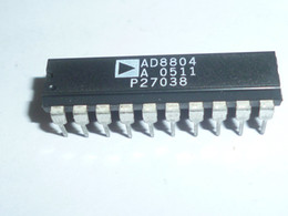 Wholesale W Voltage Regulator - AD8804AN AD8804A IC DAC 8BIT 12CH W SD 20DIP 7.62mm -40°C ~ 85°C 2.7 V ~ 5.5 V