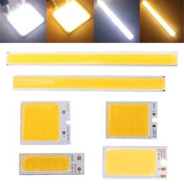 Wholesale Beads Strip - New 3W 4W 5.5W 6W White COB LED Strip Light Bulb Lamp Bead Warm Pure White DRL