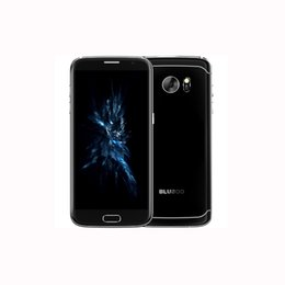 Wholesale 512m 2g - Bluboo Edge 4G FDD-Lte Cellphone Android 6.0 5.5 Inch HD Smartphone MTK6737 Quad Core 2G RAM 16G ROM 13MP Fingerprint ID Mobile Phone