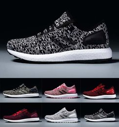 Wholesale Ii Online - Newest arrive Pure Boost 2.0 II Running Shoes for Men Women Sports Shoes Pureboost Pure Boost Trainer Sneaker shoes EUR 36-45 online