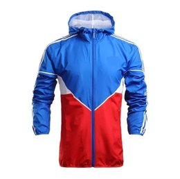 Wholesale Hooded Outerwear Kids - men kids women spring fall jackets ourdoor sport coats outerwear jackets high quality good price wholesale coats