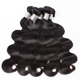 Wholesale Cheap Human Hair Weave 6pcs - Brazilian Body Wave Human Hair Weave Bundles 6pcs Lot Cheap Price Peruvian Body Wave Unprocessed Hair Extensions