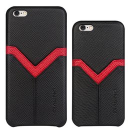 Wholesale Special Case For Iphone - C74-1354 C86-1354 Special design premium leather back case for iPhone6 6S plus 5.5inch,card holder back cover for iPhone6 6S 4.7inch