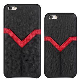 Wholesale Premium Leather Cases - C74-1354 C86-1354 Special design premium leather back case for iPhone6 6S plus 5.5inch,card holder back cover for iPhone6 6S 4.7inch