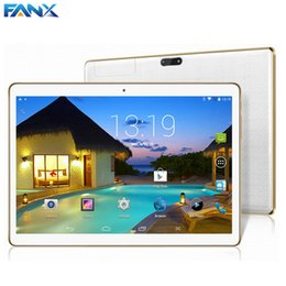 Wholesale Gsm Tablet 1gb Core - Wholesale- 2016 New 10.1 inch 1GB 16GB Quad Core MTK6582 3G Tablet PC IPS Display 1280X800 Android 5.1 Dual Cameras GSM WCDMA Phone Pad