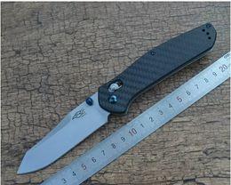 Wholesale Folding Clip - Firebird Ganzo F7562 F7562-CF Pocket EDC Camping Folding Knife Satin 440c Blade Carbon Fiber Handle with Clip