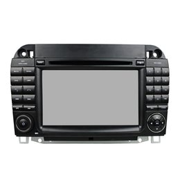 Wholesale Dvd Tv Gps Mercedes Benz - HD screen 1024*600 Andriod 5.1 Car DVD player for Benz S-Class with GPS,Steering Wheel Control,Bluetooth, Radio