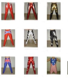Wholesale Catsuit Custom - Stretch Tights Pants wrestling clothes Multiple style options