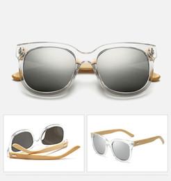Wholesale Restore Wood - High Quality Women Wood Sunglasses Fashionable Eyewear Restore Ancient Ways Natural Environmental Protection Man Bamboo Wood Glasses 1513