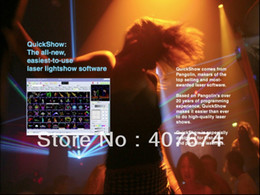 Wholesale Ilda Laser Show Software - Wholesale-Ishow 2.3 USB 2.0 USB Power Supply ILDA PC Laser Controller Show Software-Freeshipping Laser Show Designer VER2.3 iShow Software
