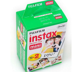 Wholesale Wholesale Polaroid Cameras - High quality Instax White Film Intax For Mini 90 8 25 7S 50s Polaroid Instant Camera DHL free