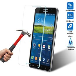 Wholesale Glass Screen For Galaxy S3 - 9H HD Tempered Glass Film for Samsung Galaxy J5 J7 J3 2015 2016 Grand Prime G530 G530H G531 SM-G531H S3 S4 S5 Screen Protectors