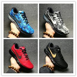 Wholesale New Court Style - 2017 New Style High Quality Mesh Knit Airlis Sportswear Men Women Maxes 2017 Running Shoes Cheap Sports Maxes Trainer Sneakers Eur 36-46