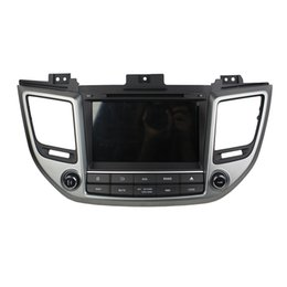 Wholesale Hyundai Ix35 Dvd Player Gps - New Android5.1 8inch Car DVD player for Hyundai IX35 with GPS,Steering Wheel Control,Bluetooth, Radio