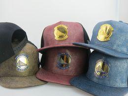 Cheap mens snap back caps - 2016 Warriors Basketball Snapback Baseball Snapbacks All Team Football Snap Back Hats Womens Mens Flat Caps Hip Hop Caps Cheap Sports Hats