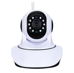 Wholesale Network Wireless Home Alarm System - HD 720P Wireless IP Camera WIFI Onvif Video Surveillance Alarm Systems Security Network Home IP Camera Night Vision