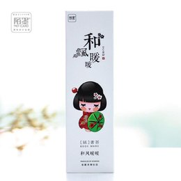 Wholesale Diy Promotional Gifts - Wholesale-X17 30 pcs pack Japanese Style Girl Paper DIY Cartoon Animals Bookmark Promotional Gift Stationery Film Bookmark