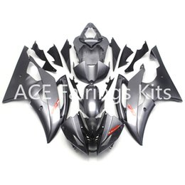 Wholesale Silver R6 Fairings - 3 gift New Fairings For Yamaha YZF-R6 YZF600 R6 08 15 R6 2008-2015 ABS Plastic Bodywork Motorcycle Fairing Kit Silver style