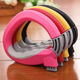 Wholesale One Trip Bag Holder - Wholesale- Soft Grip Shopping Grocery Bag Easy Carrier Handle Holder For Only One Trip New