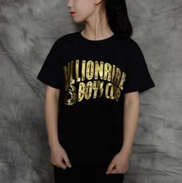 Wholesale Man Tshirt Color - BILLIONAIRE BOYS CLUB T-Shirt BBC T Shirts Men Hip Hop Cotton tshirt O Neck billionaire Man Tops Shirt